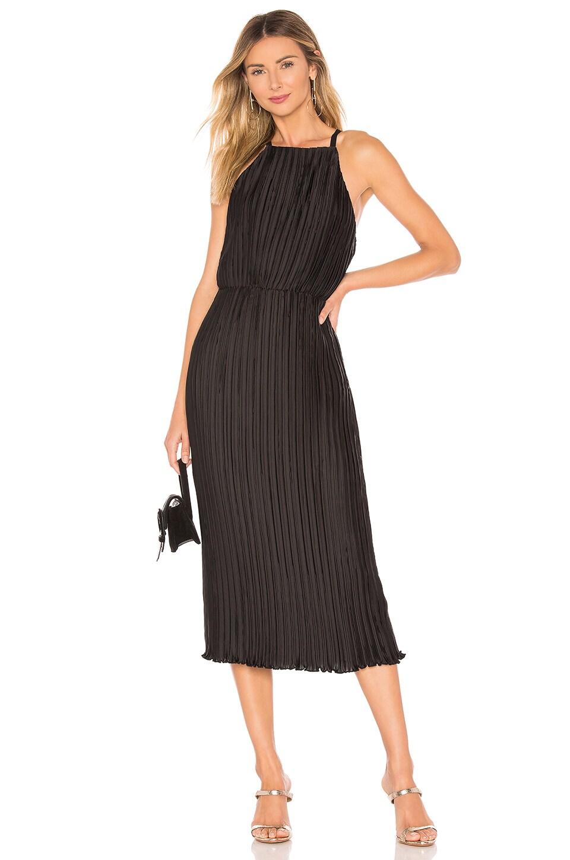 House of Harlow 1960 x REVOLVE Farrah Dress in Noir