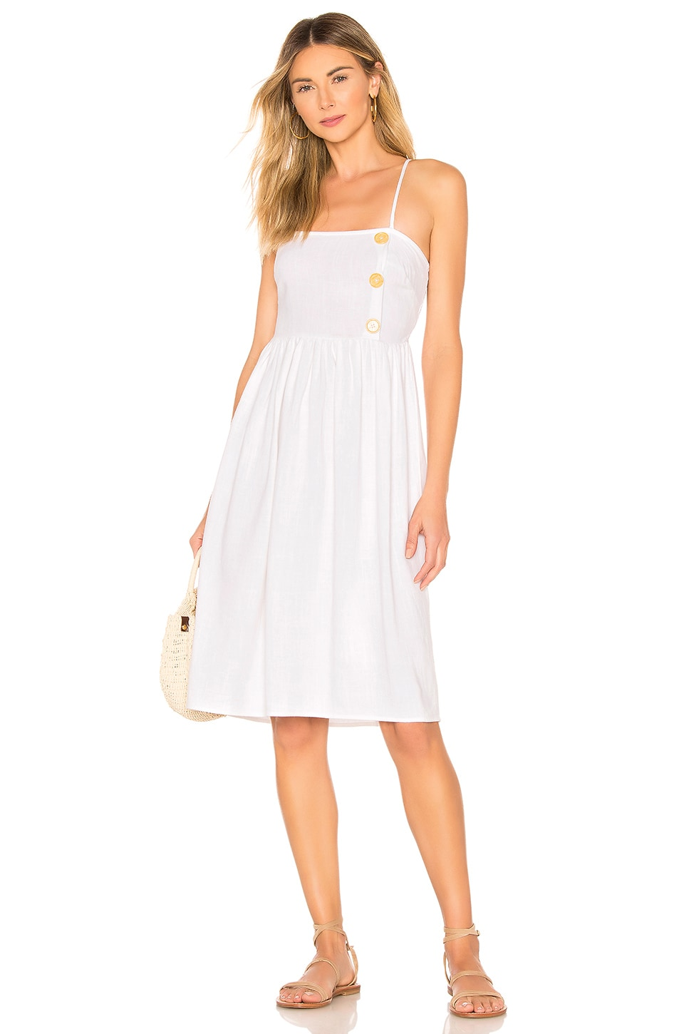 House of Harlow 1960 X REVOLVE Lani Dress in Ivory