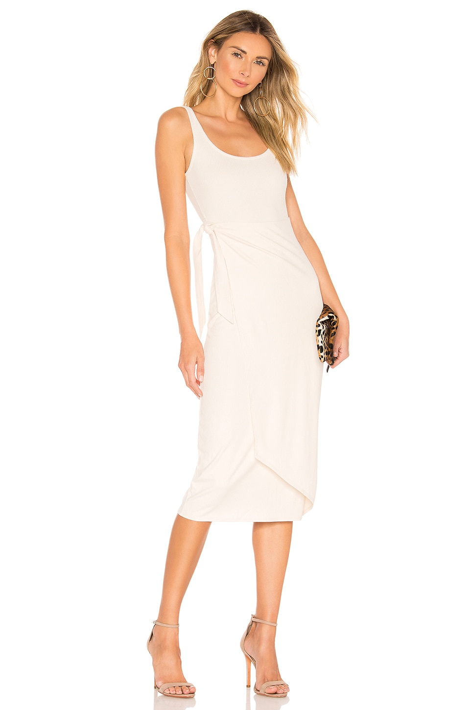 House of Harlow 1960 x REVOLVE Patricia Dress in Ivory