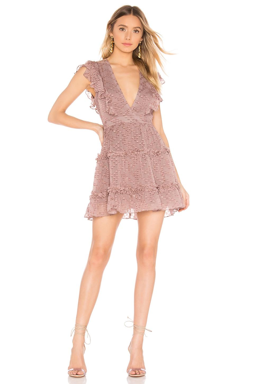 House of Harlow 1960 x REVOLVE Juniper Dress in Mauve Purple