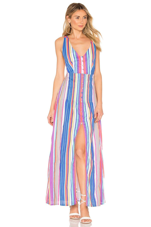 House of Harlow 1960 x REVOLVE Shane Dress in Multi Stripe
