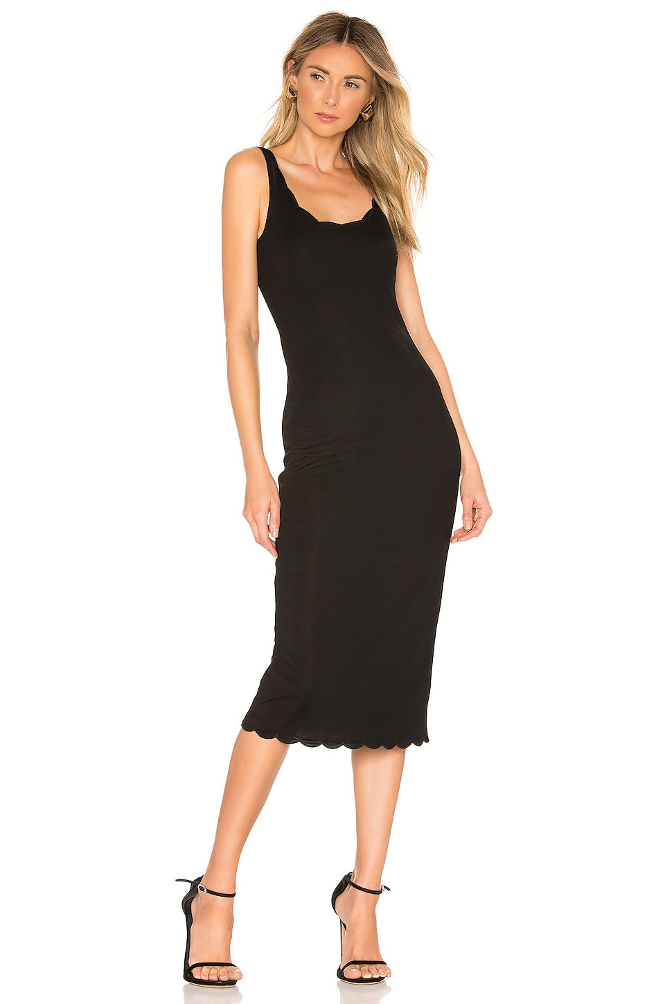 House of Harlow 1960 x REVOLVE Annet Dress in Noir