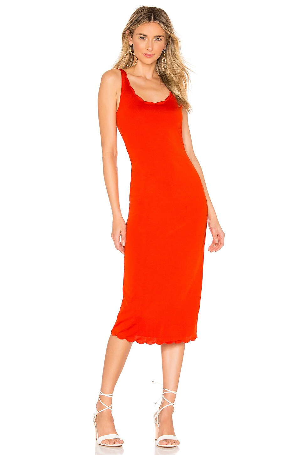 House of Harlow 1960 x REVOLVE Annet Dress in Red
