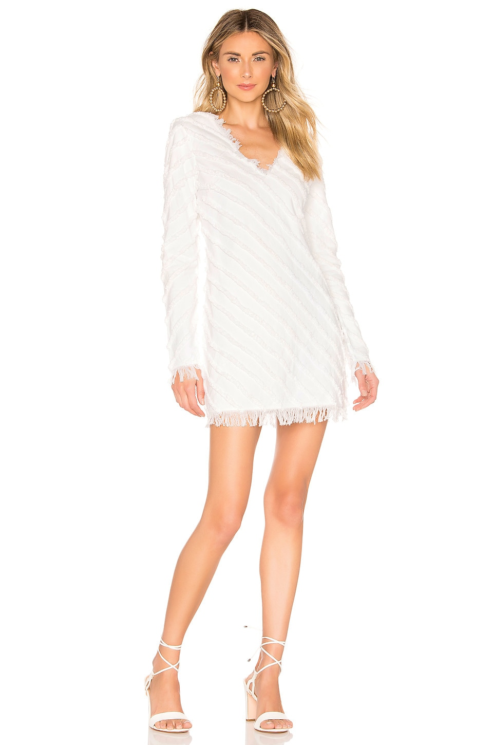 House of Harlow 1960 X REVOLVE Parker Dress in Ivory