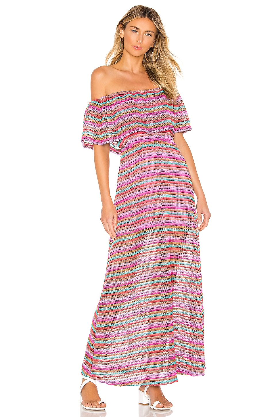 House of Harlow 1960 X REVOLVE Dina Dress in Multi