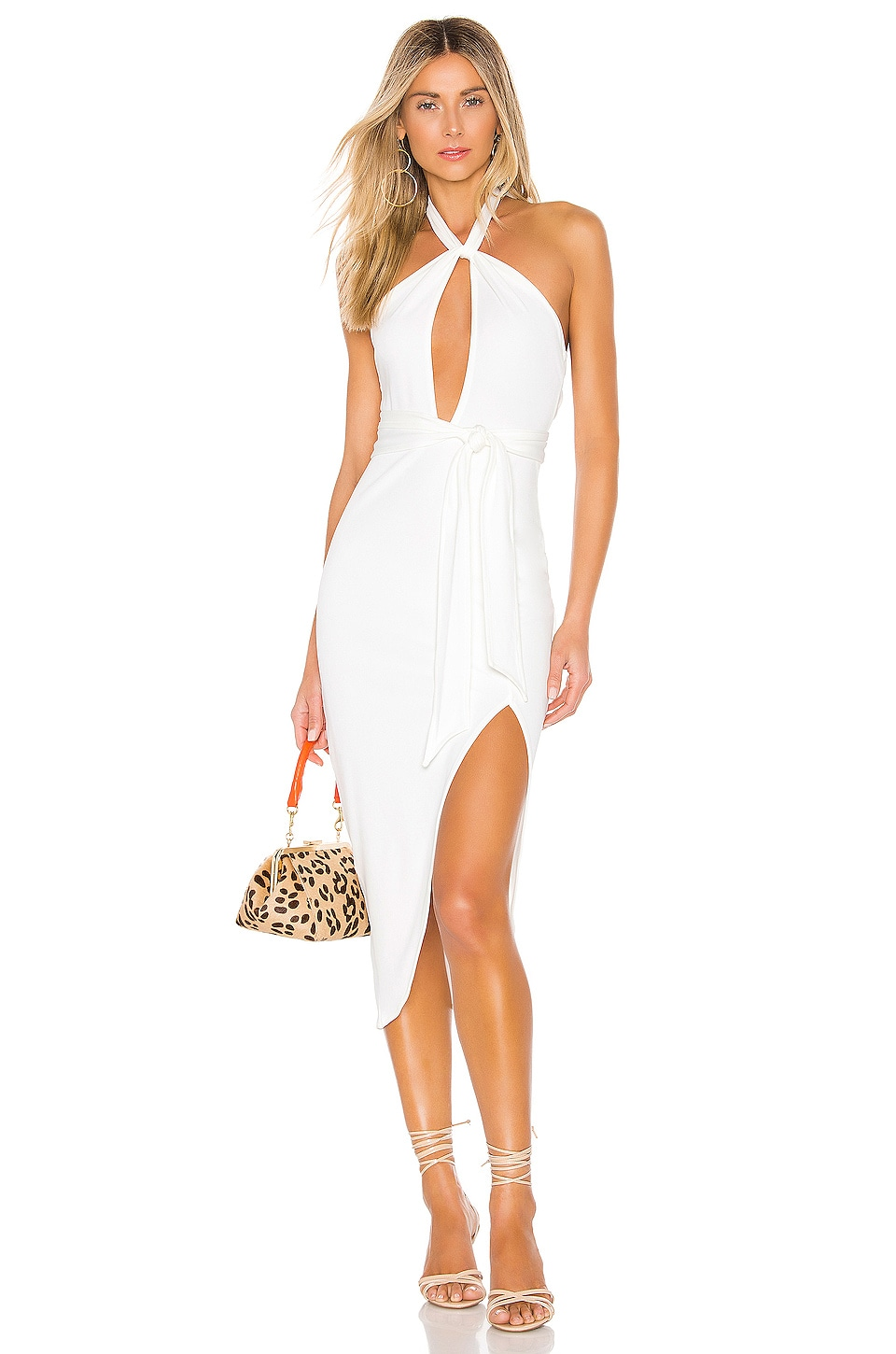 House of Harlow 1960 x REVOLVE Loretta Dress in Ivory
