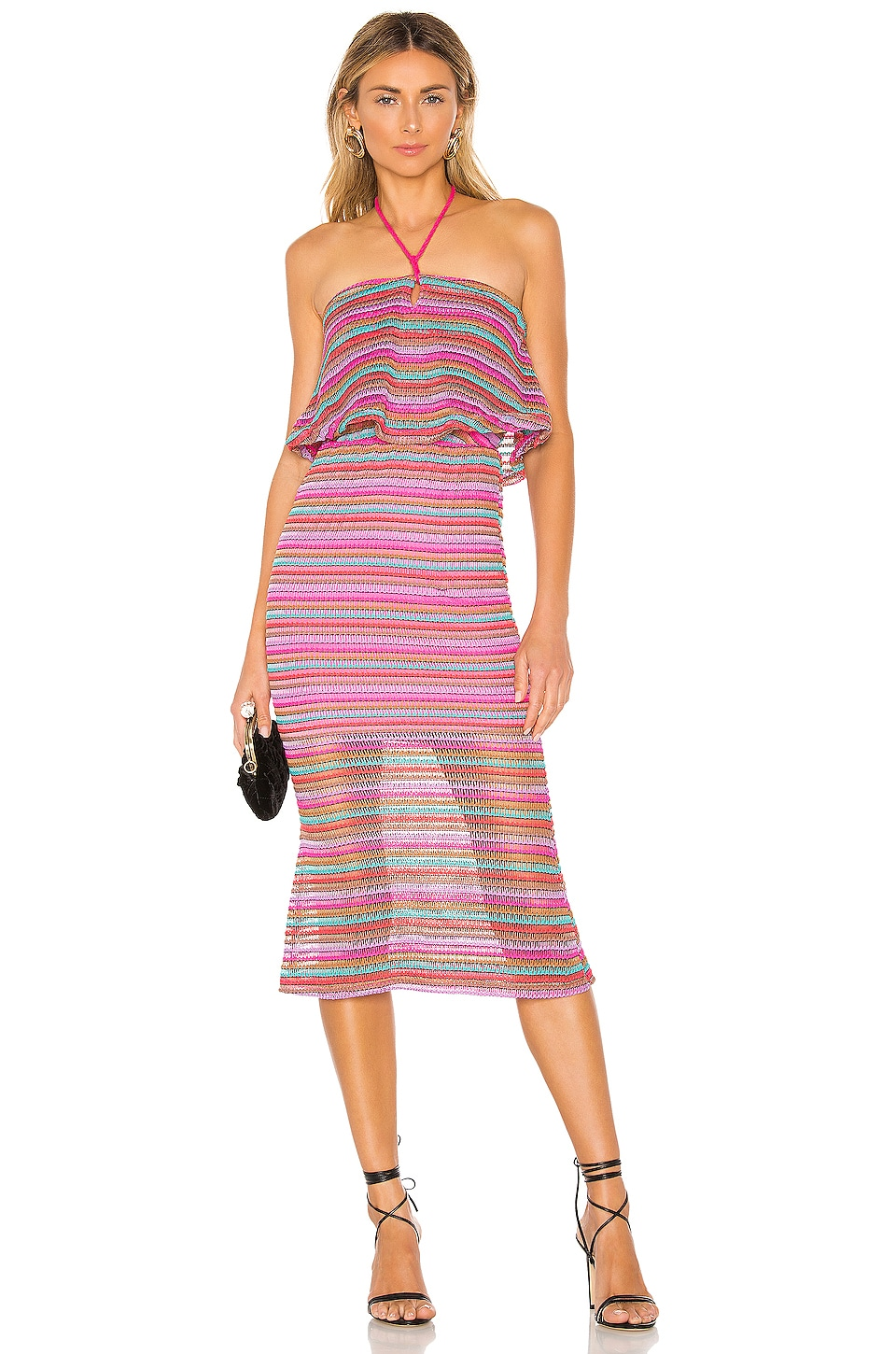 House of Harlow 1960 X REVOLVE Dries Dress in Multi