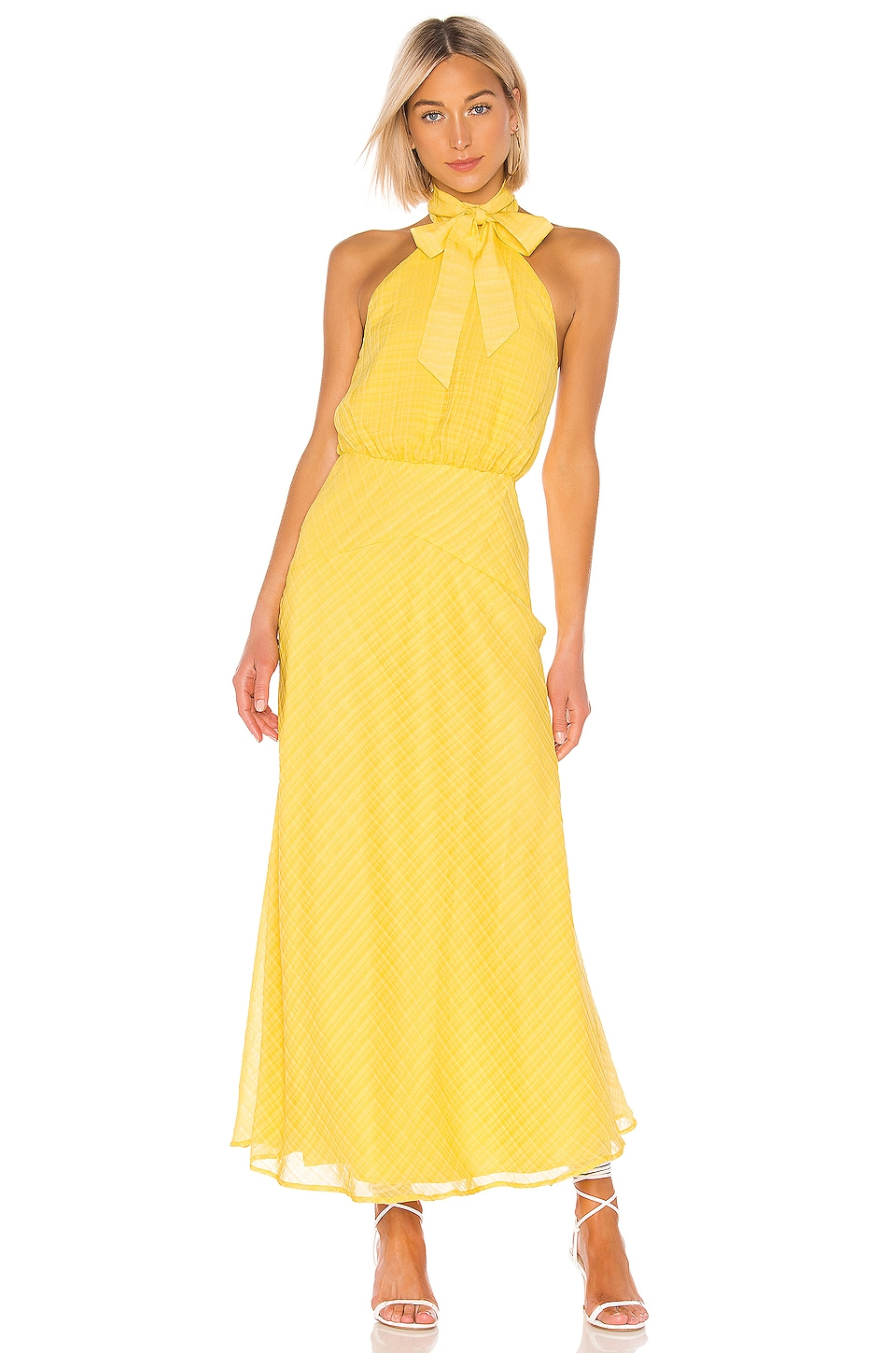 House of Harlow 1960 X REVOLVE Rafaela Maxi Dress in Yellow