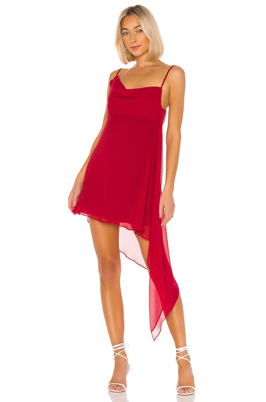 House of Harlow 1960 X REVOLVE Romy Dress in Red