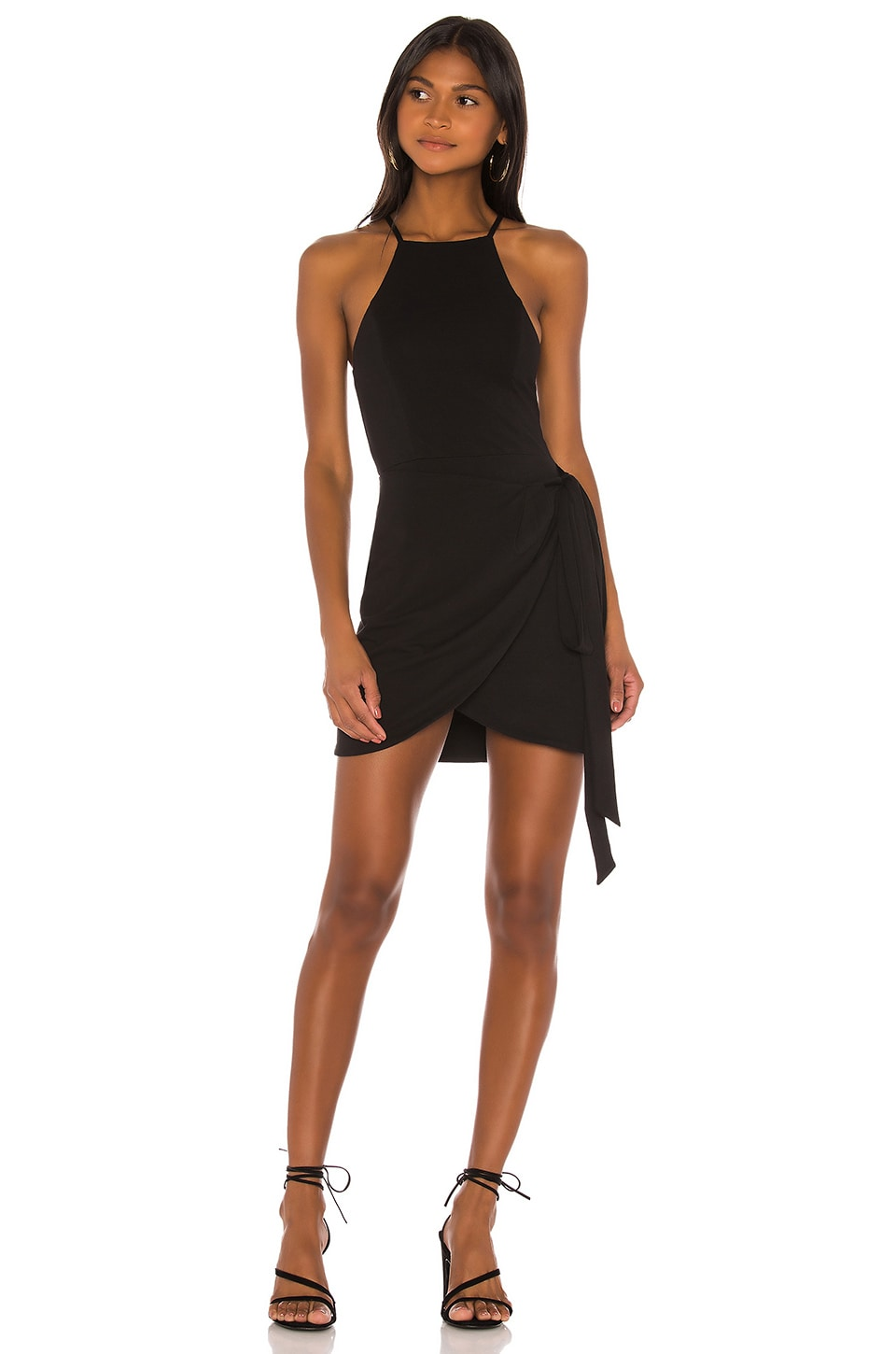 House of Harlow 1960 x REVOLVE Rya Dress in Black