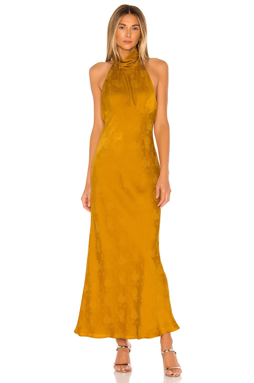 House of Harlow 1960 x REVOLVE Vito Dress in Copper