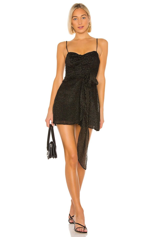 House of Harlow 1960 x REVOLVE Ananda Dress in Noir