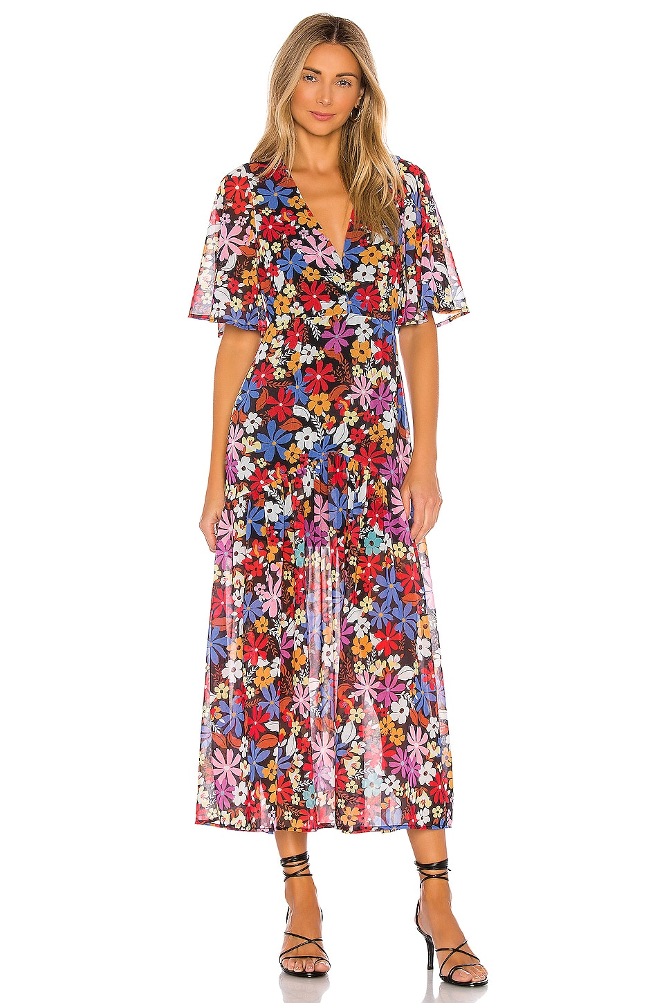Louise Dress             House of Harlow 1960                                                                                                                                         Sale price:                                                                       CA$ 140.43                                                                  Previous price:                                                                       CA$ 348.25 2