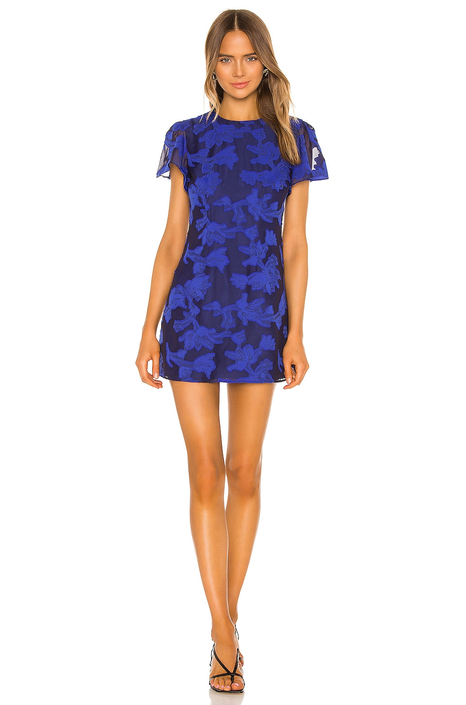 House of Harlow 1960 x REVOLVE Lotte Dress in Cobalt