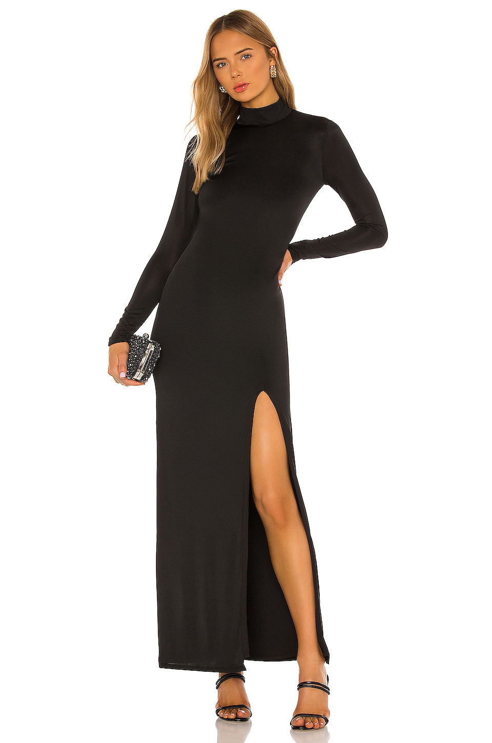 House Of Harlow 1960 X Revolve Marion Maxi Dress In Black Revolve Shop floral, lace, bodycon styles & more. house of harlow