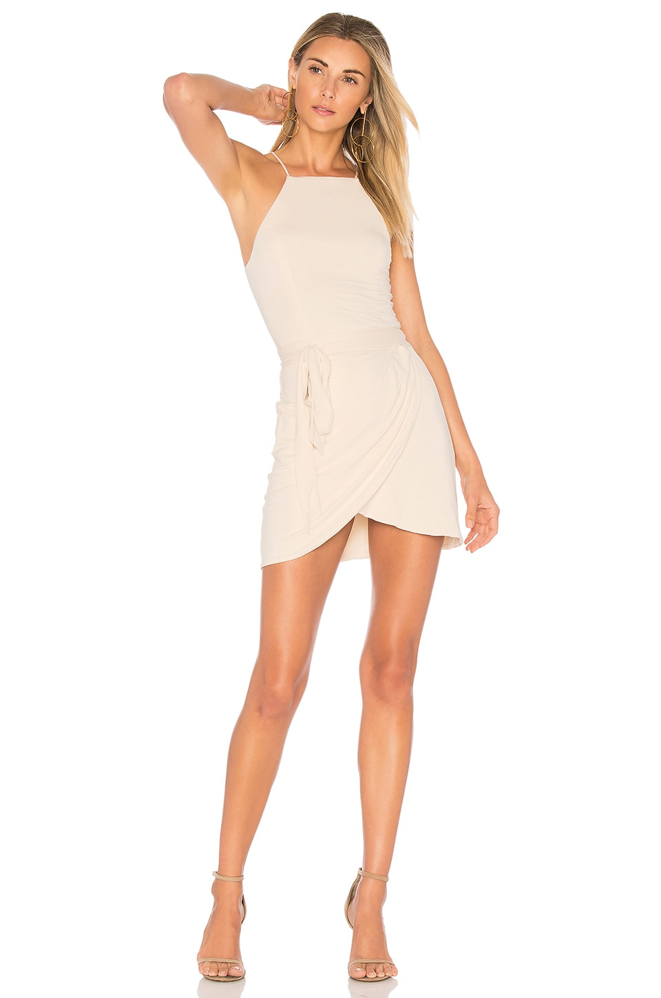x REVOLVE Rya Dress in White. - size S (also in L,XL,XS) House Of Harlow