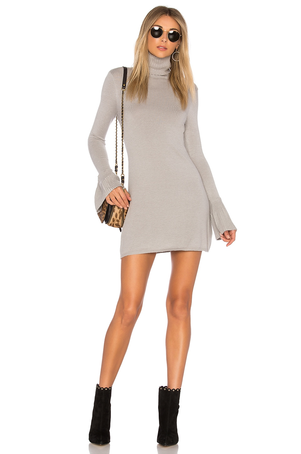 House of Harlow 1960 x REVOLVE Marni Dress in Dust