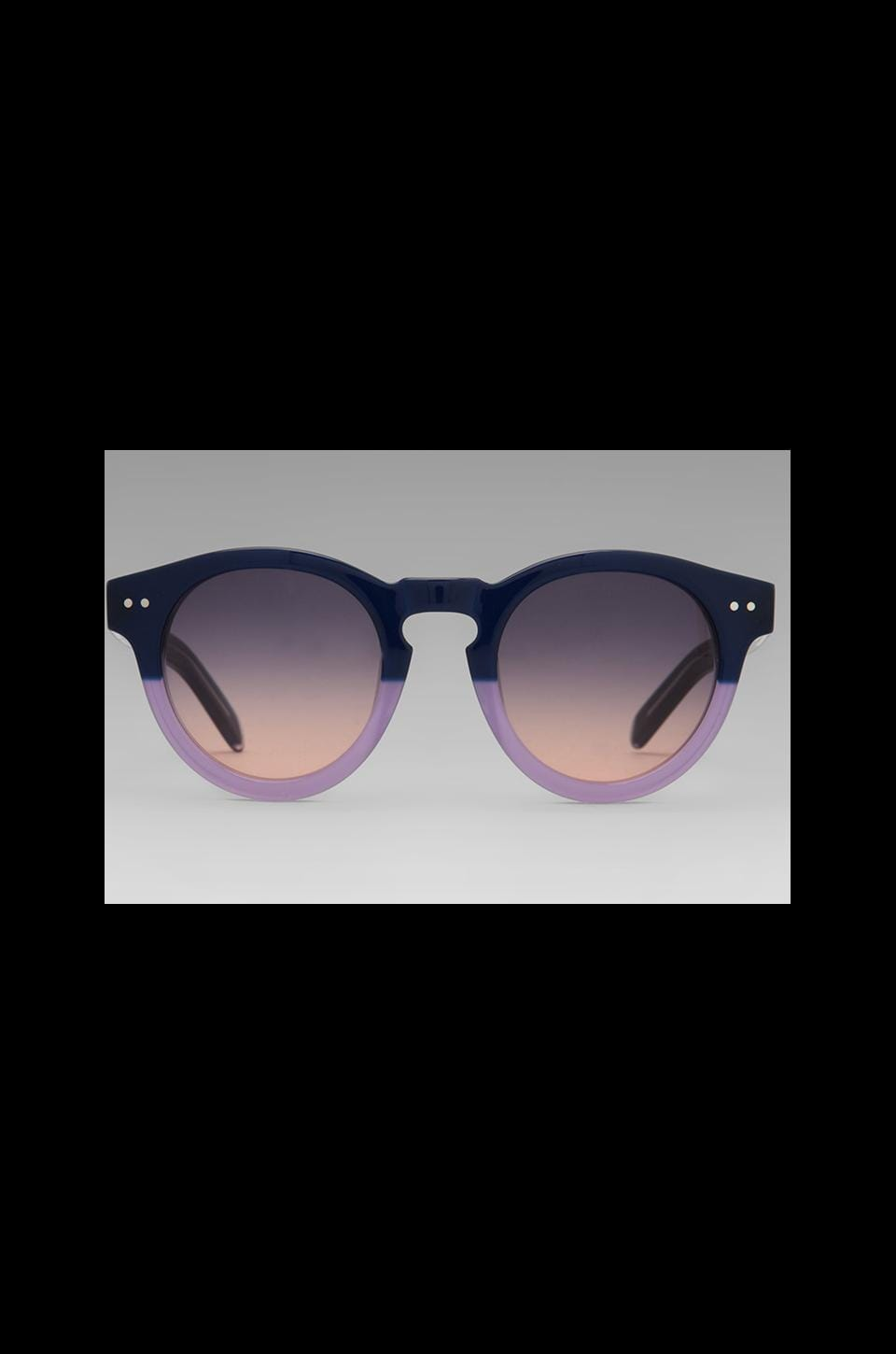 House of Harlow 1960 House of Harlow Carmen Sunglasses in Lavender