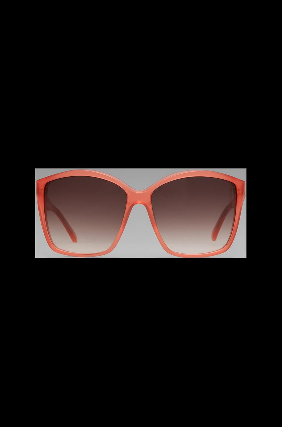 House of Harlow 1960 House of Harlow Jordana Sunglasses in Nectar