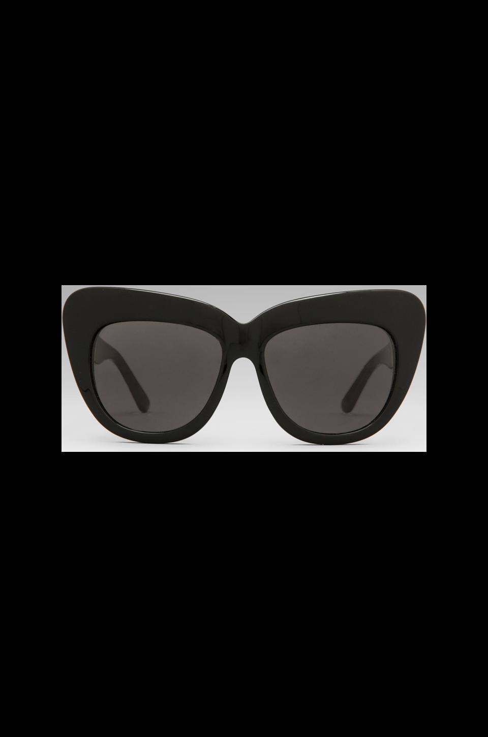 House of Harlow 1960 House of Harlow Chelsea Sunglasses in Black