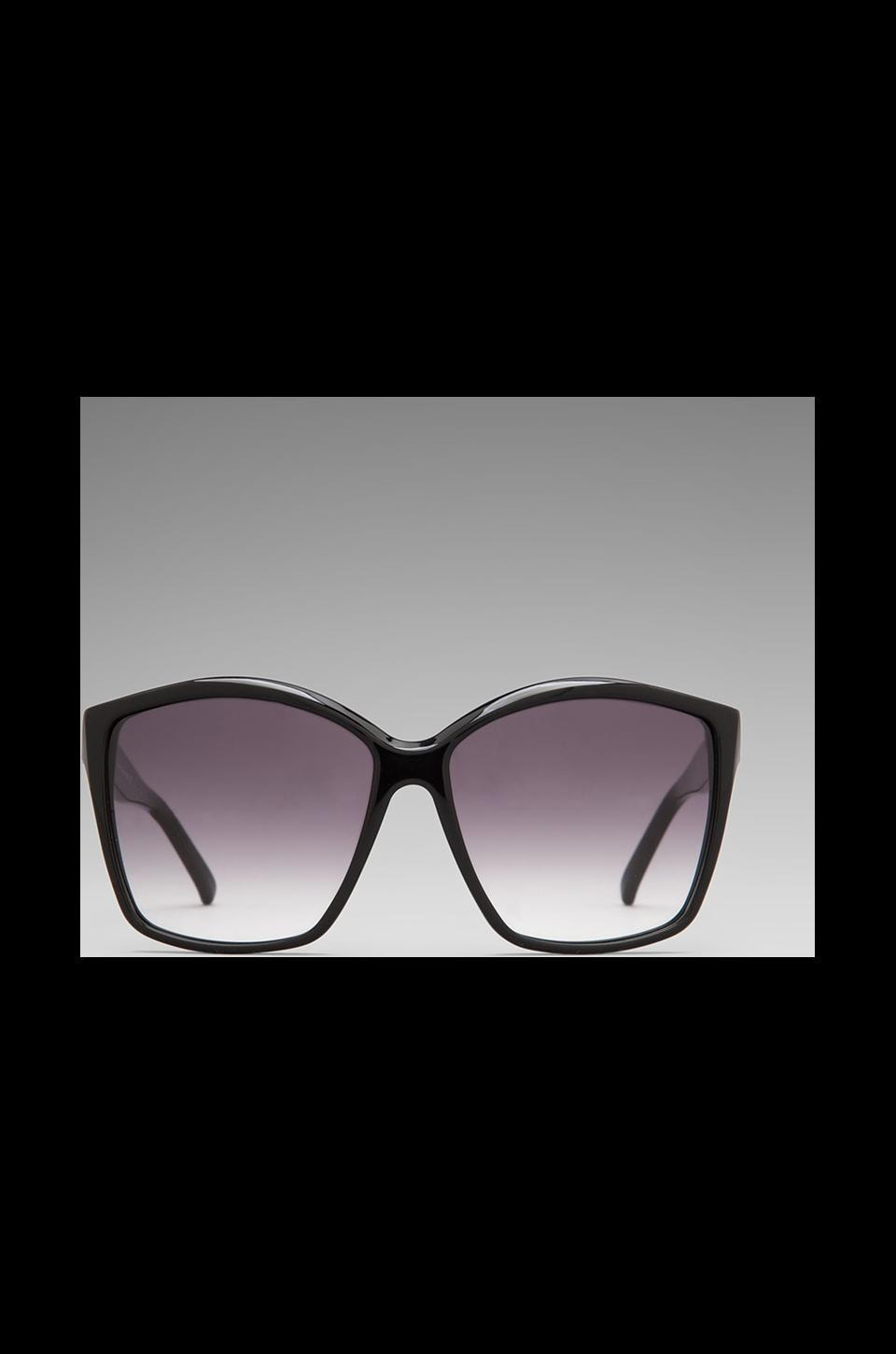 House of Harlow 1960 House of Harlow Jordana Sunglasses in Black Gradient
