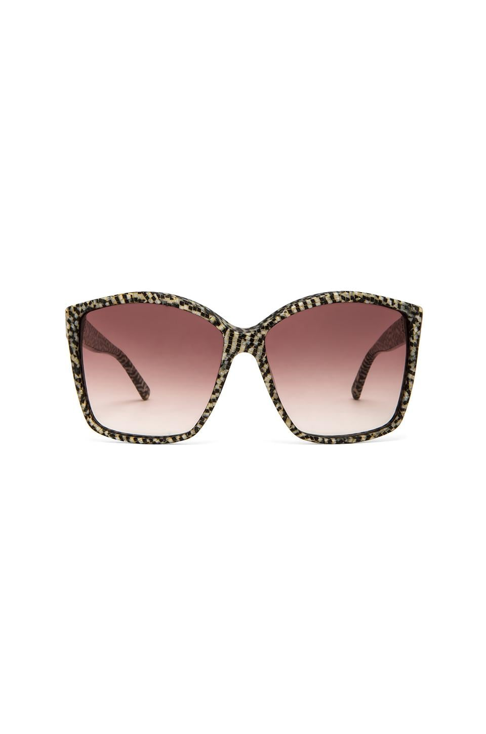House of Harlow Jordana Sunglasses in Mosaic