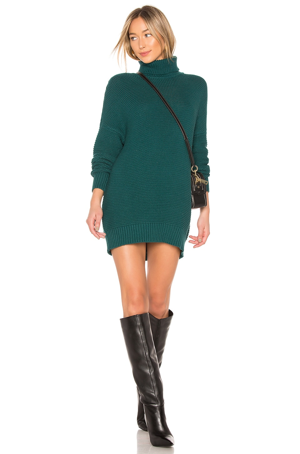 House of Harlow 1960 x REVOLVE Kason Sweater in Emerald