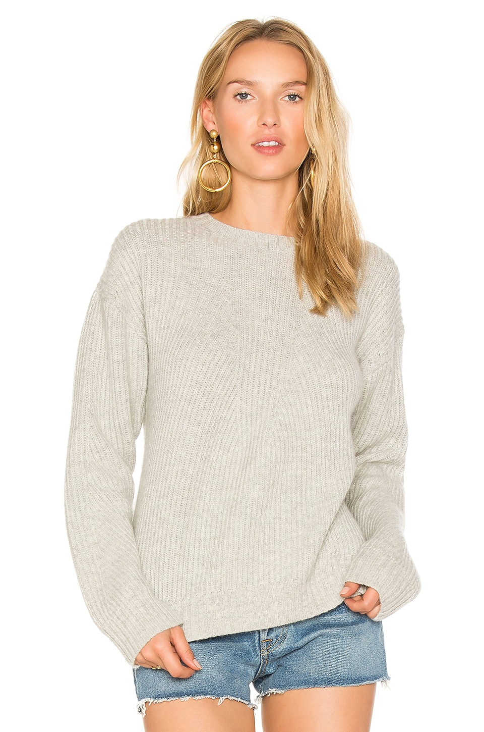 House of Harlow 1960 x REVOLVE Quinn Sweater in Misty