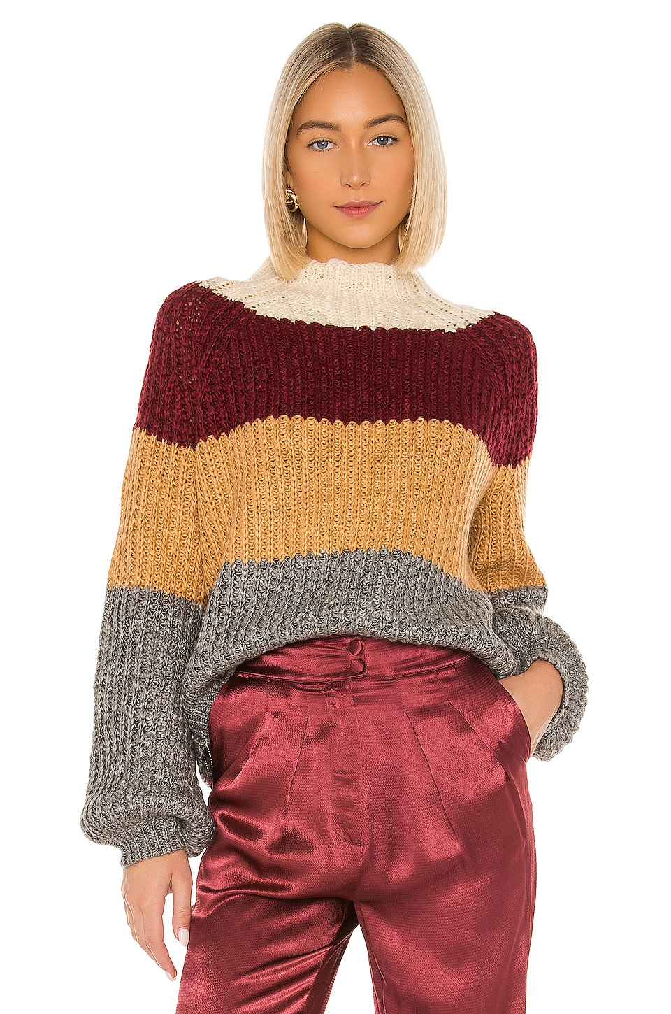 House of Harlow 1960 x REVOLVE Louis Sweater in Sundae