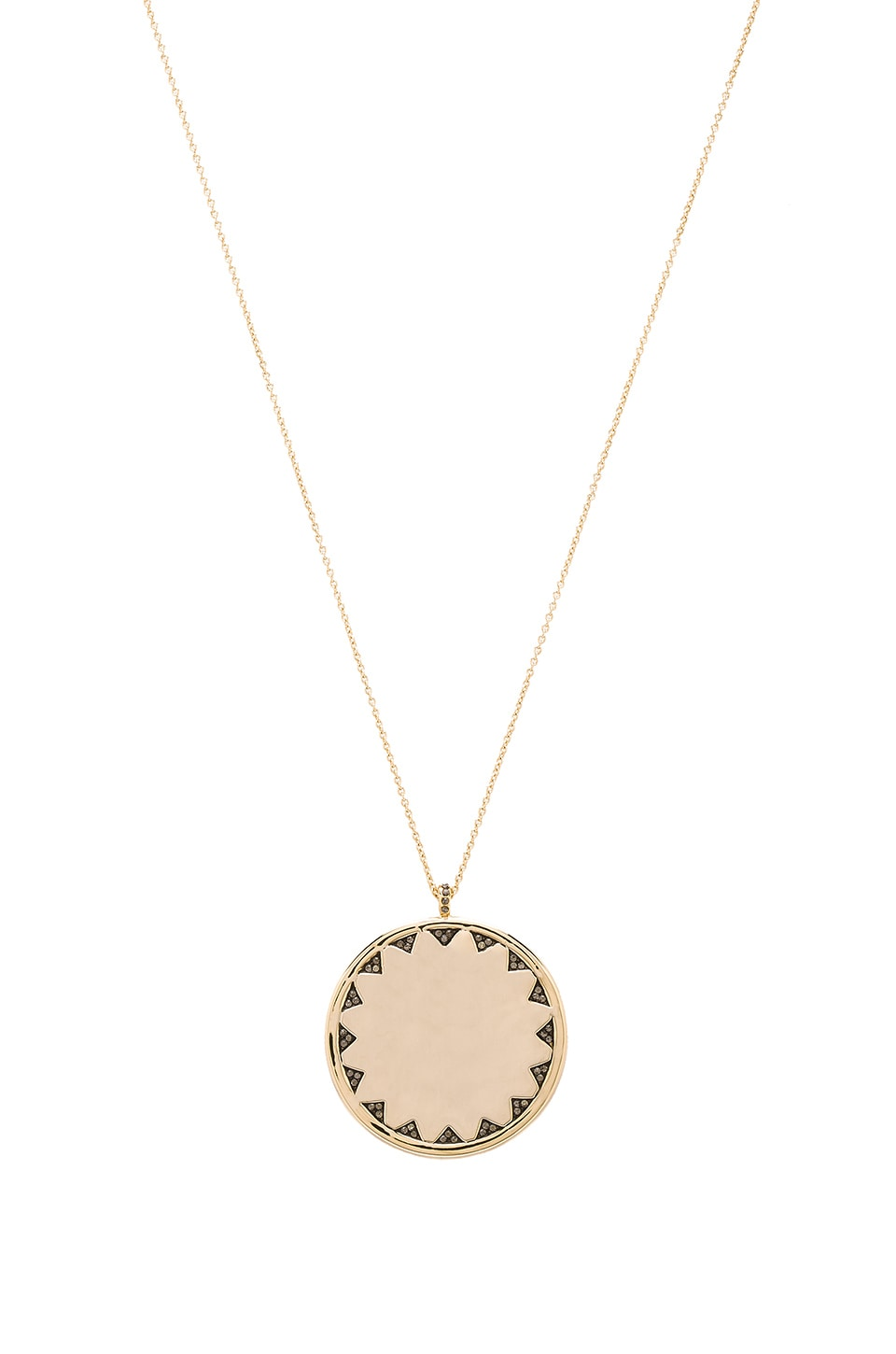 House of harlow 1960 house of harlow incan sun coin pendant necklace house of harlow incan sun coin pendant necklace mozeypictures Image collections