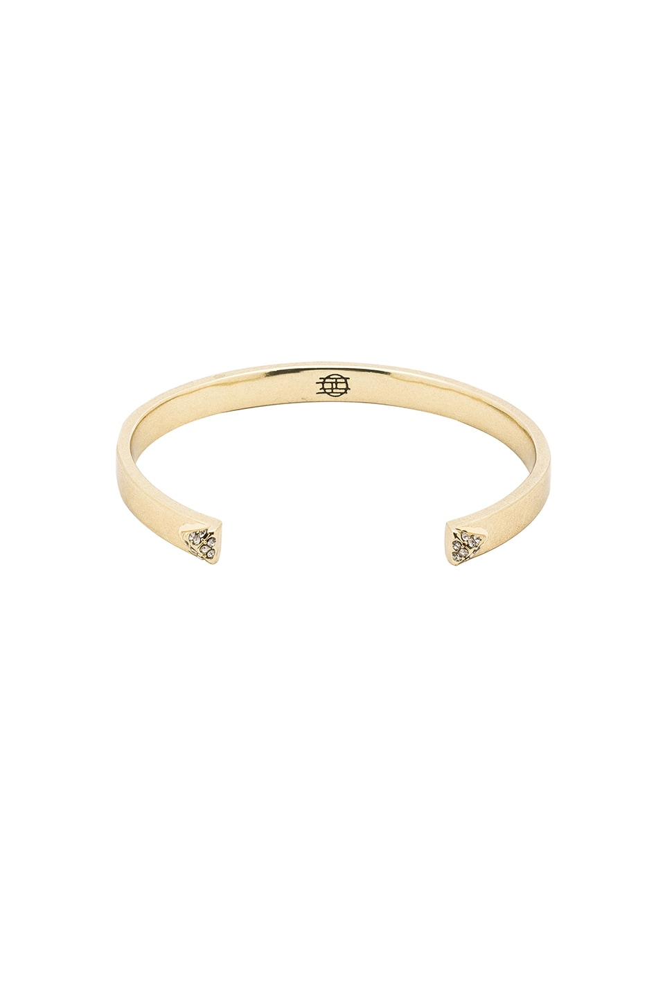 House of Harlow 1960 House of Harlow Dakota Cuff in Gold