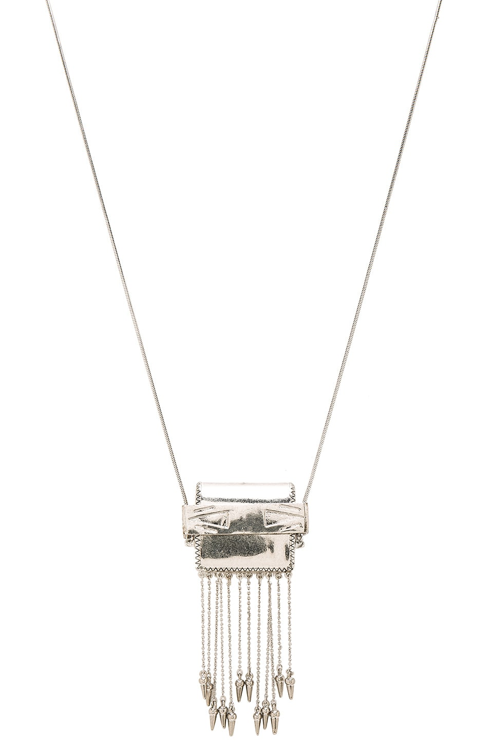 Ayita Satchel Pendant by House of Harlow 1960