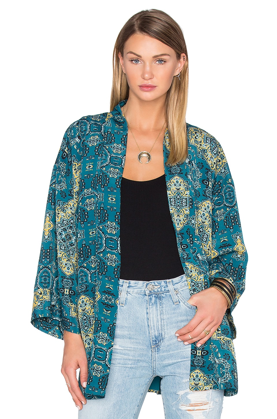 x REVOLVE Kora Bed Jacket by House of Harlow 1960