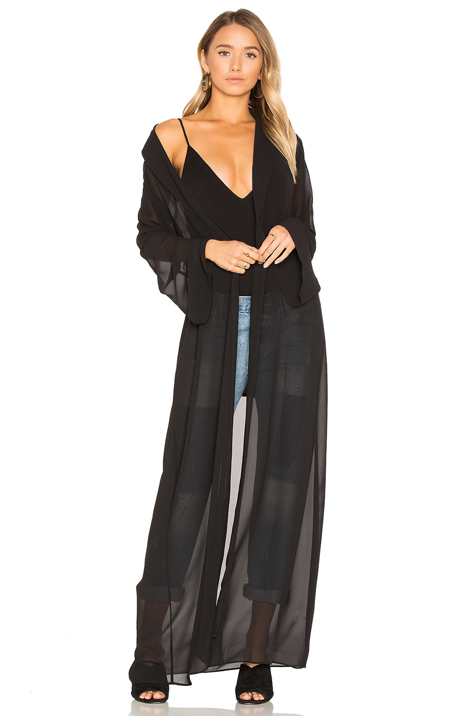 House of Harlow 1960 x REVOLVE Ruby Jacket in Black