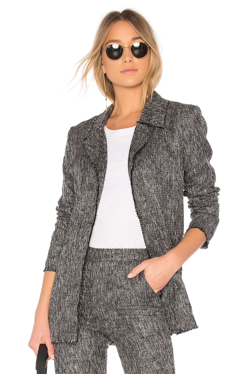 House of Harlow 1960 x REVOLVE Cooper Jacket in Henderson