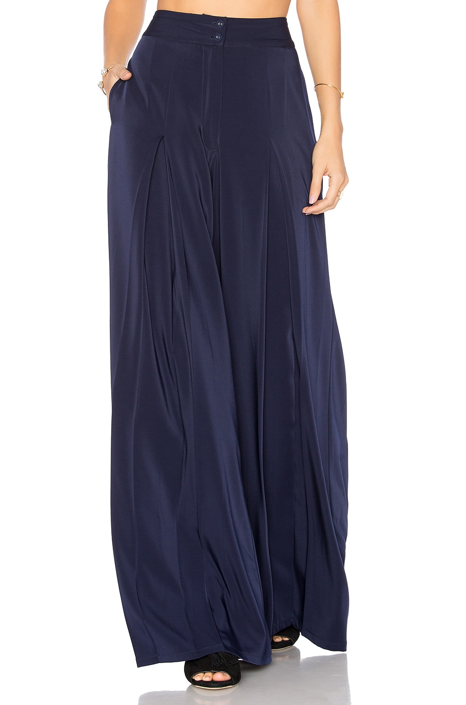 House of Harlow 1960 x REVOLVE Moore Pants in Navy
