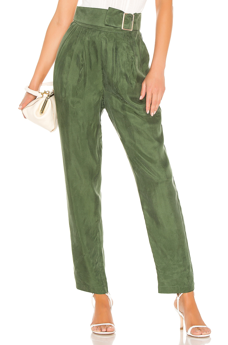House of Harlow 1960 X REVOLVE Theo Pant in Green
