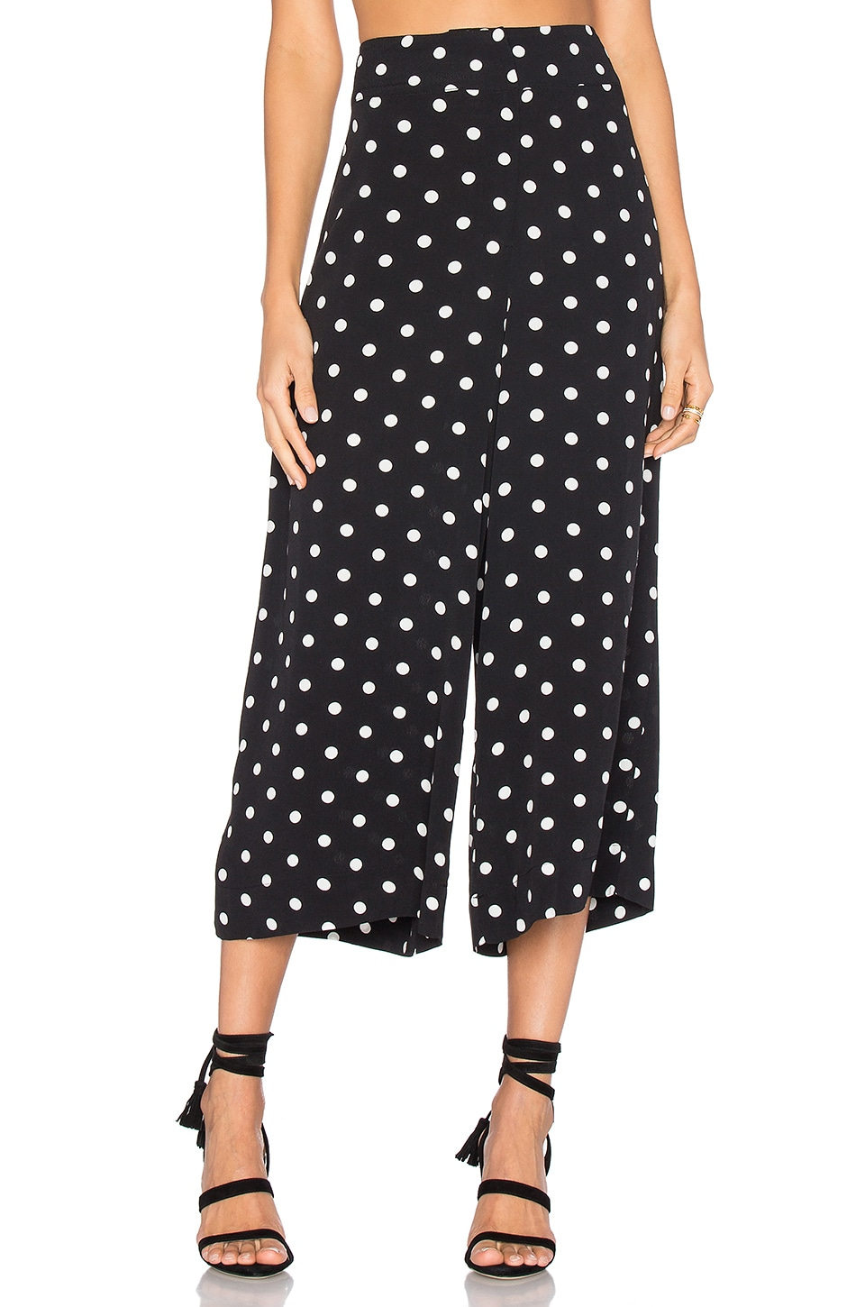 House of Harlow 1960 x REVOLVE Gwen Culotte in Polka Dot