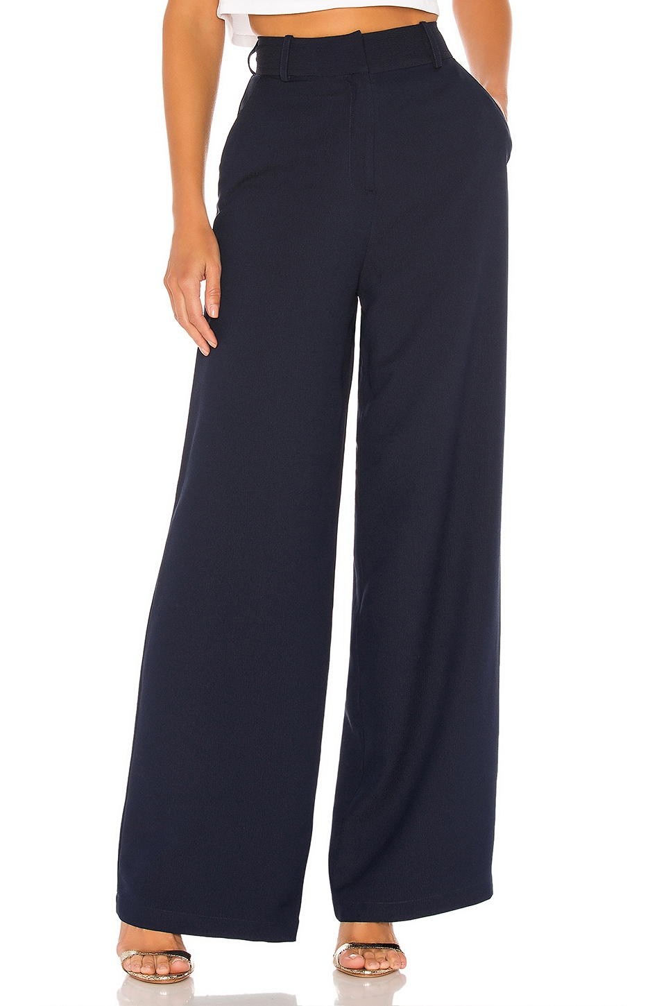 House of Harlow 1960 x REVOLVE Safir Pant in Navy