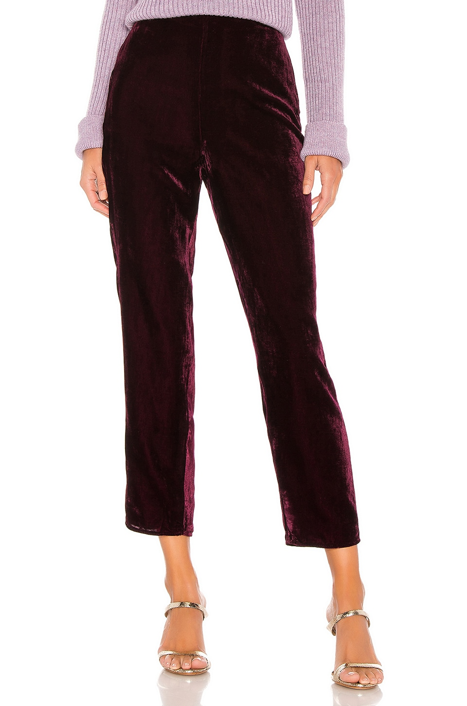 House of Harlow 1960 x REVOLVE Kate Pant in Wine