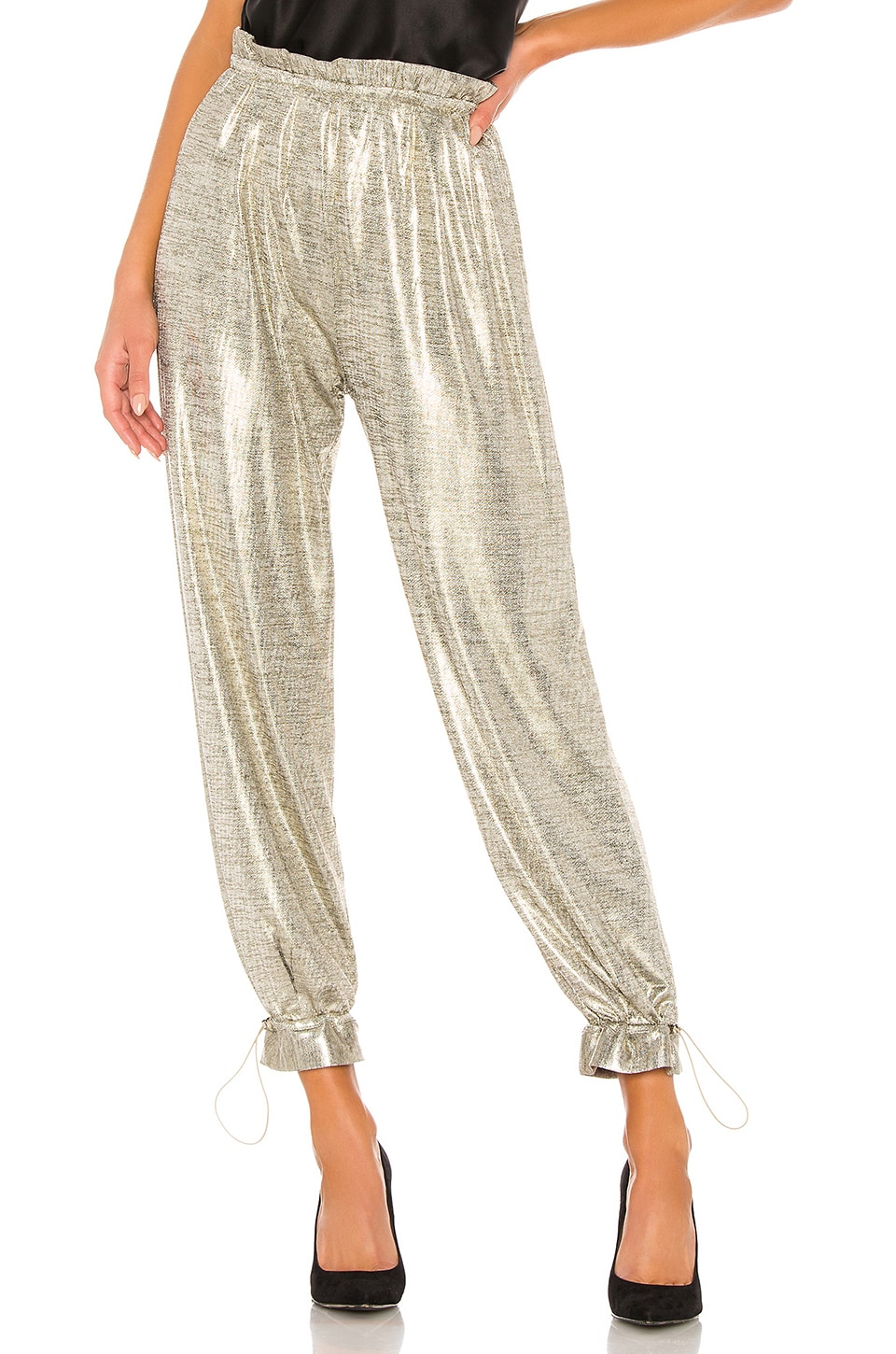 House of Harlow 1960 x REVOLVE Tamar Pant in Pewter