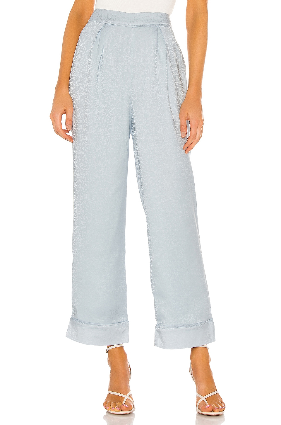 House of Harlow 1960 x REVOLVE Amaya Pant in Dusty Blue
