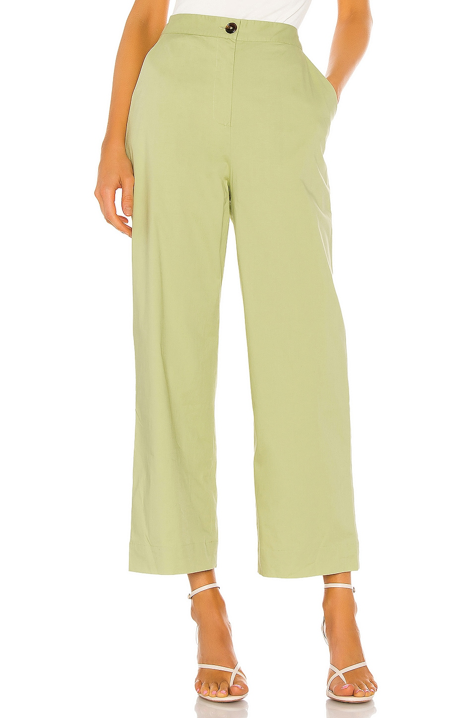 House of Harlow 1960 x REVOLVE Jurie Pant in Pistachio