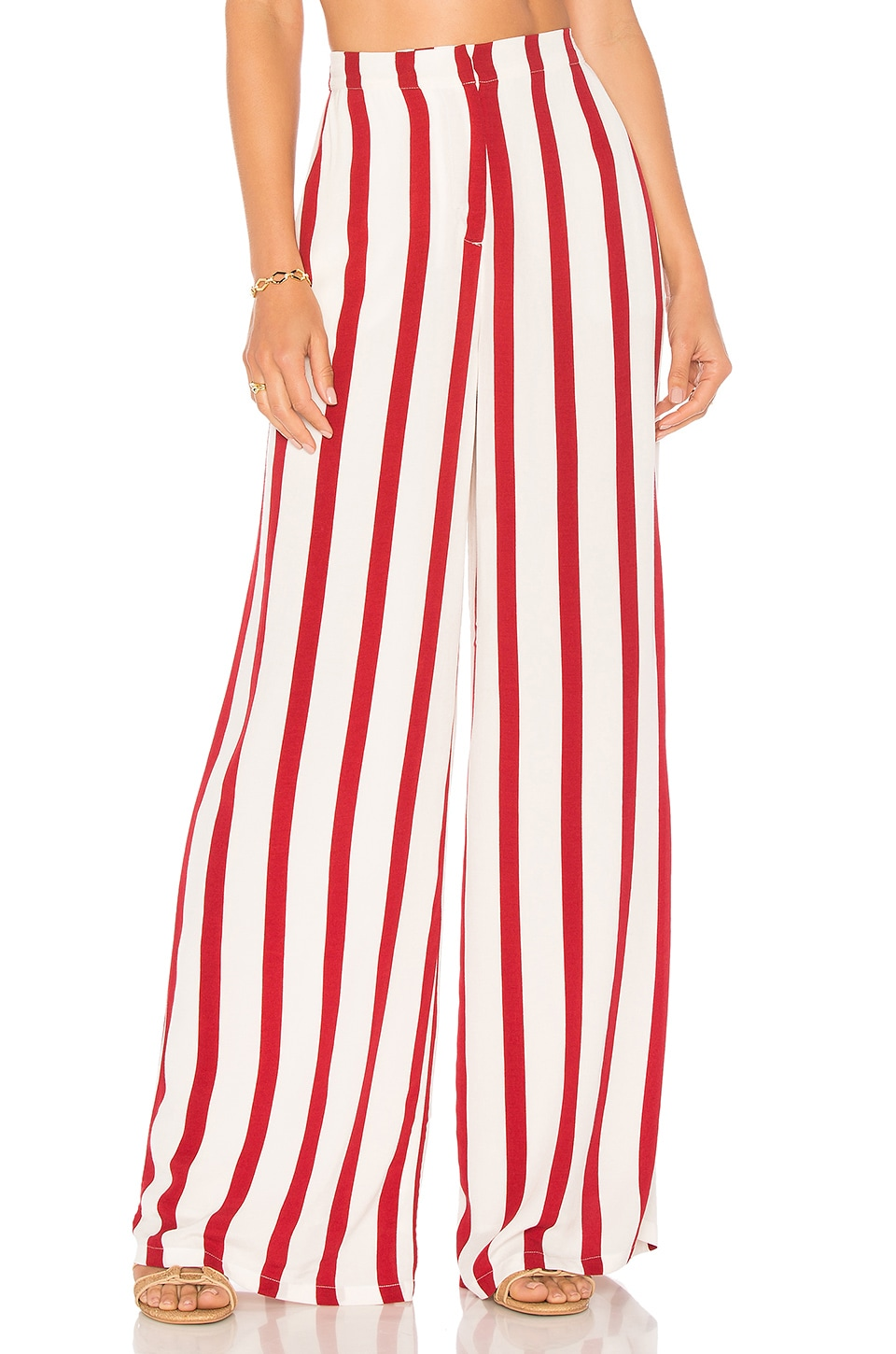House of Harlow 1960 x REVOLVE Mona Pant in Carmine