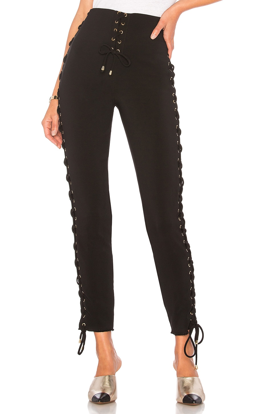 House of Harlow 1960 PANTALON TAILLE HAUTE STEVIE