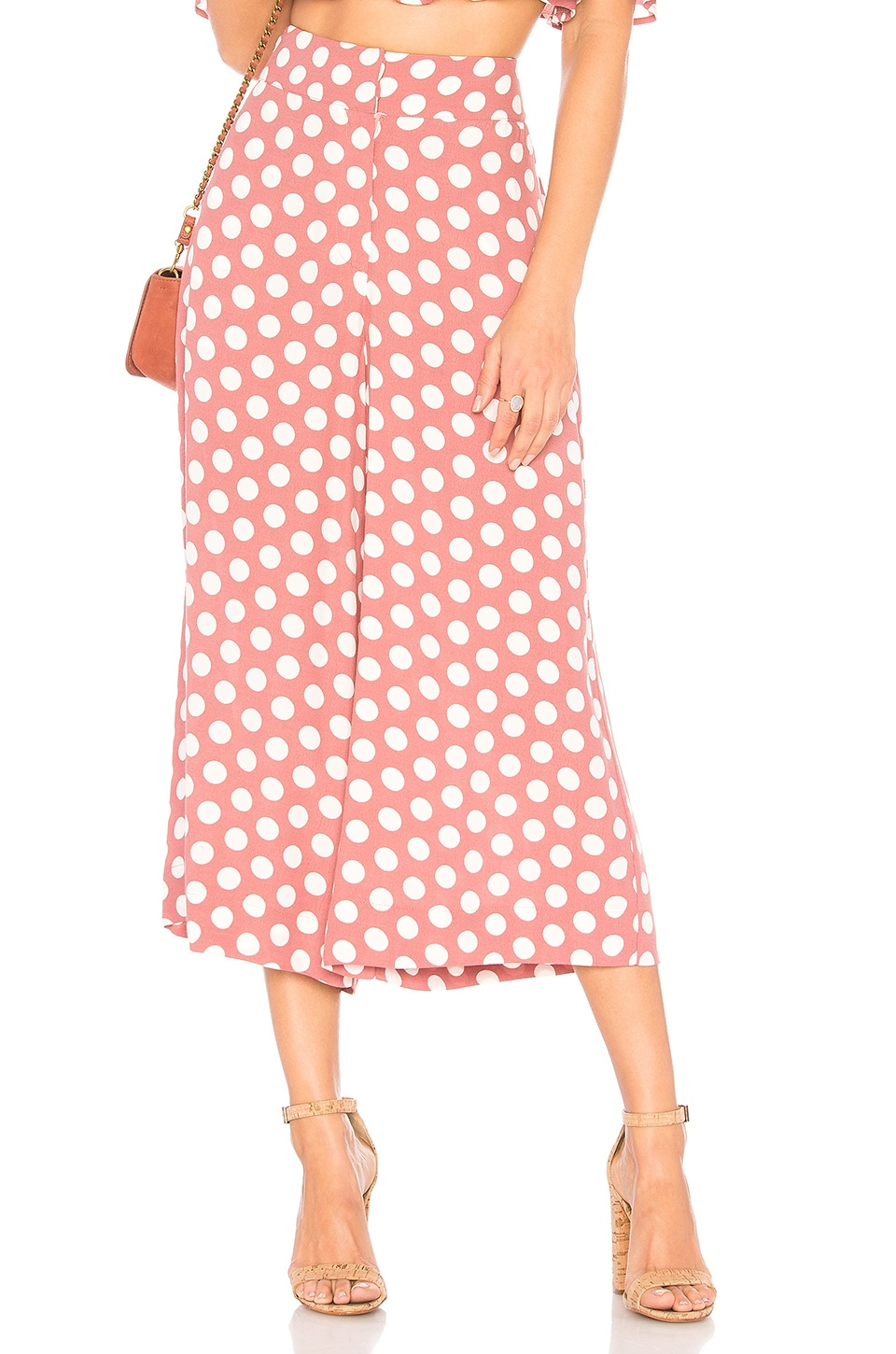 House of Harlow 1960 x REVOLVE Gwen Culotte in Mauve