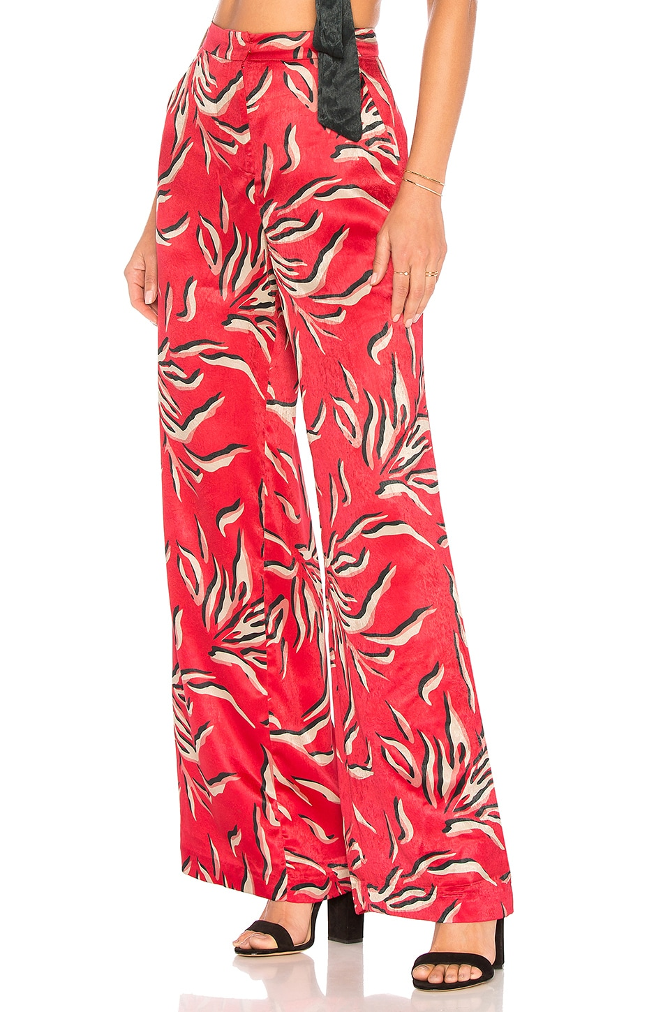 House of Harlow 1960 x REVOLVE Mona Pant in Fond Print
