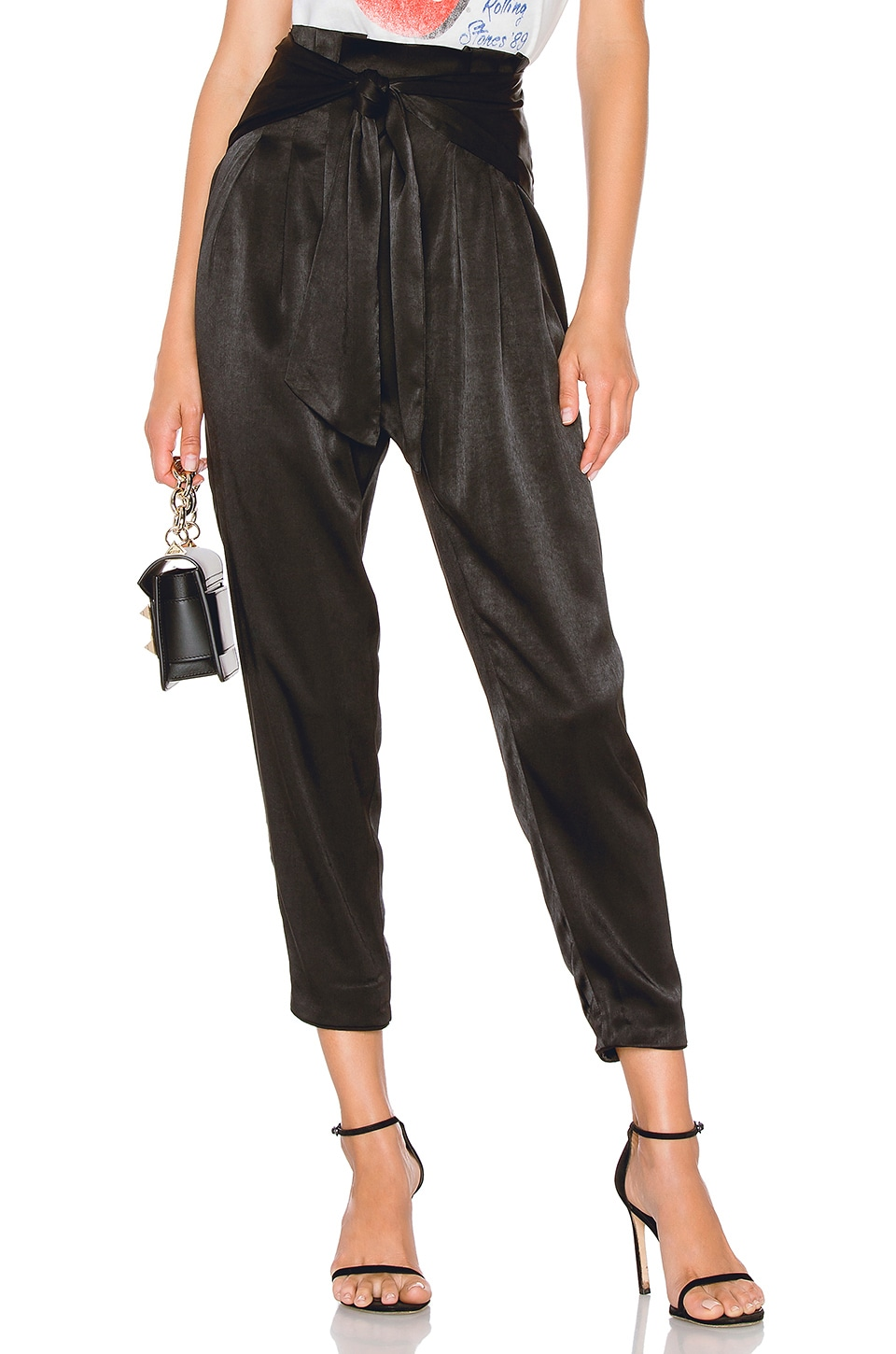 House of Harlow 1960 x REVOLVE Leland Pant in Black