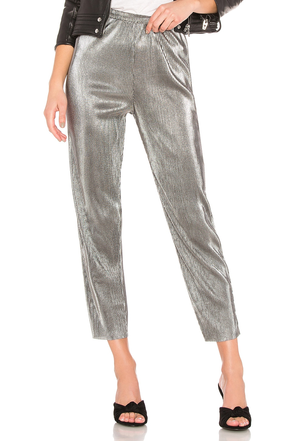 House of Harlow 1960 x REVOLVE Kate Pant in Gunmetal