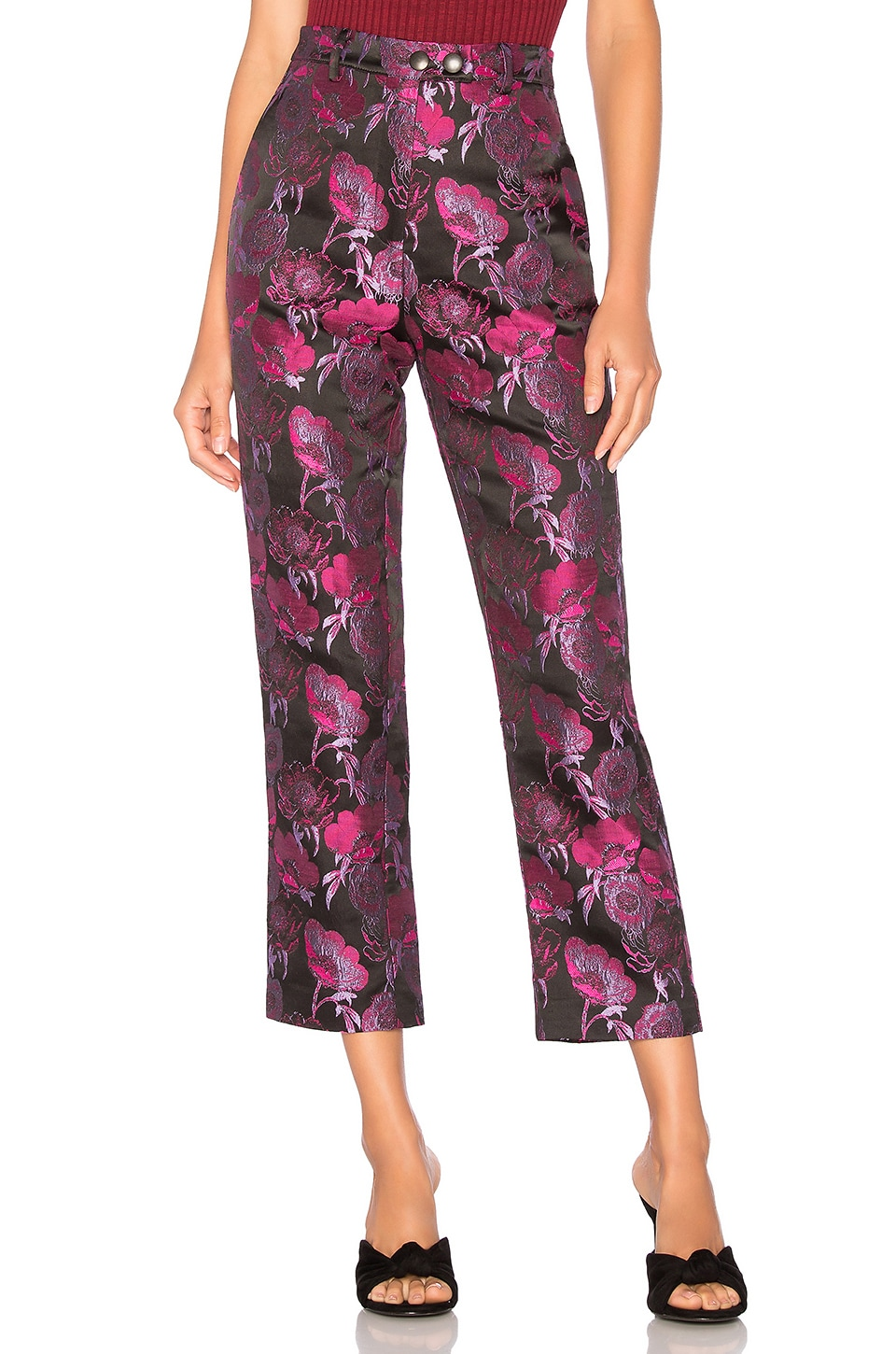 House of Harlow 1960 x REVOLVE Juni Pant in Pink Multi